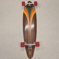 """D Street D Street Pintail Longboard - Malibu - 40"""" - Brown"""