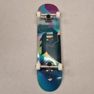 "Primitive 7.75"" Pro Solar Wind Complete Skateboard Setup - Multi"