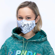 RIPNDIP - Ventilator Face Mask - Sharpie