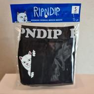 RIPNDIP - Peek A Nermal Boxers - Black