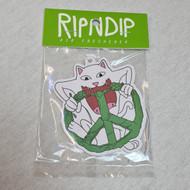 RIPNDIP - No Peace - Air Freshener