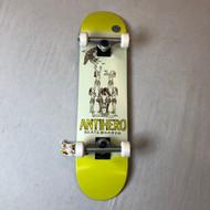 """Anti Hero 7.3"""" Oblivion Mini Complete Skateboard"""
