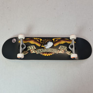 "Anti Hero 8.25"" Classic Eagle Complete Skateboard - Black"