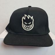 Spitfire Skateboards Snapback Cap - Black