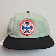 Indy O.G.T.C Hat 5 Panel Hat - Grey