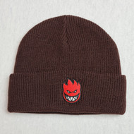 Spitfire Big Head Beanie - Burgundy