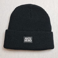 Anti Hero Little Black Hero Beanie - Black