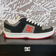 DC Lynx Zero Skate Shoes - Black/Grey/Red