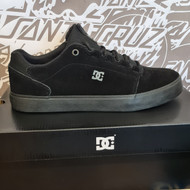 DC Hyde S Evan Skate Shoes - Black/Black