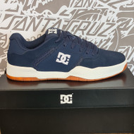 DC Central Skate Shoes - Navy/Gum