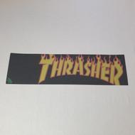 Thrasher X Mob Skateboard Griptape - Flame Logo
