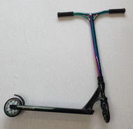 Custom Stunt Scooter - Blunt Envy / Blazer Pro - Black / Neo Chrome