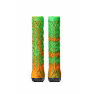 Blunt Scooter Grips V2 - Green/Orange
