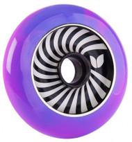 Blazer Pro Scooter Wheel Vertigo Aluminium Swirl - Purple/Pink