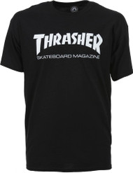 Thrasher Skate Mag T Shirt - Black
