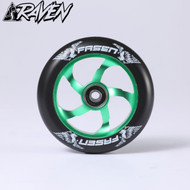 Fasen Raven 110mm Stunt Scooter Wheel - Green