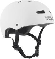 TSG Skate/BMX Injected Colour Helmet White