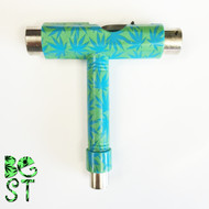 Best Leaf T Tool  - Blue / Green