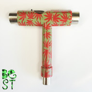 Best Leaf T Tool  - Red / Green