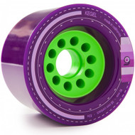 Orangatang Kegel 80mm Longboard Wheels - Purple 83A