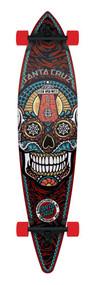 Santa Cruzer Complete - Pintail Sugar Skull - 43.5  IN