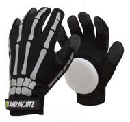 Landyachtz Bones Slide Gloves + Palm Pucks