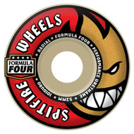 Spitfire Formula Four Wheels Radial Red