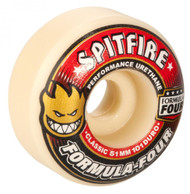 Spitfire Formula Four Wheels 101DU