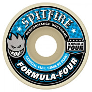 Spitfire Formula Four Wheels Conical Full Blue