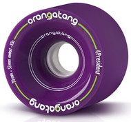 "Orangatang Wheels - ""4President"" 70mm 83a"