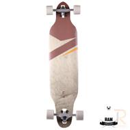 RAM LOKZ Longboard - Chestnut