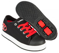 Heelys X2 - Fresh - Black/Red