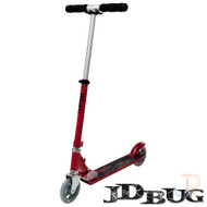 JD Bug Street 150 Scooter - Red