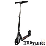JD Bug Street 200 Scooter - Matt Black