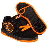 Heelys Propel 2.0 - Black/Orange