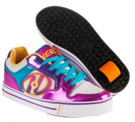Heelys - Motion Plus - Fuschia/White/Multi