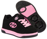 Heelys X2 - Dual Up - Black/Pink