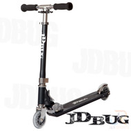 JD Bug Original Street Series Scooters - Matt Black