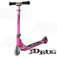 JD Bug Original Street Series Scooters - Pastel Pink