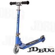 JD Bug Original Street Series Scooters - Reflex Blue