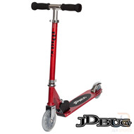 JD Bug Jr Street Scooter - Red