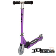 JD Bug Jr Street Scooter - Purple