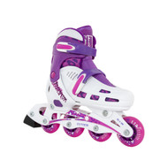 SFR Inline Skates - Phantom Adjustable - Pink