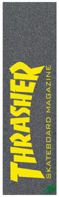 MOB Graphic Grip Tape - Thrasher Mag - Yellow