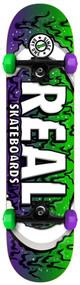 Real Complete Skateboard - Ooze Oval