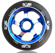 Dare Motion 110mm Scooter Wheel - Blue