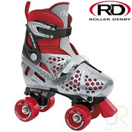 Roller Derby Trac Star Adjustable Quad Skates - Boys