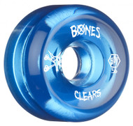 Bones Wheels - SPF Clears - Blue 56mm