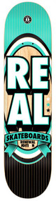 Real PPP Deck - Renewal Stacked MD - Green/Black - 7.75  IN