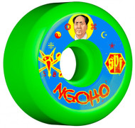 Bones Wheels	SPF Ngoho Pride - Green - 58mm
